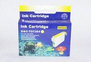 DK-T1304 (Yellow), kompatibel zu T01304(Yellow)