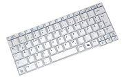 Original TC Tastatur für Samsung NP-Q45 Series DE Neu Silber
